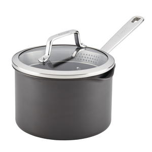 Anolon Advanced 2-Quart Straining Sauce Pan Giveaway