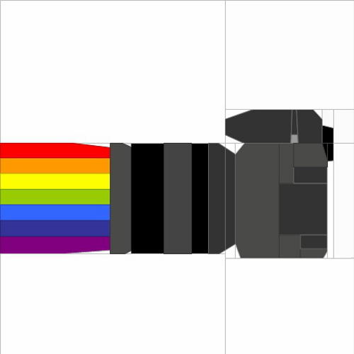 Rainbow Camera FPP Pattern