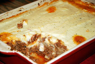 Paleo-Friendly Ground Beef Shepherds Pie