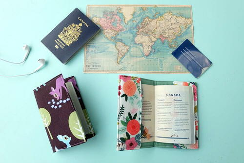 Super Fast Passport Holder