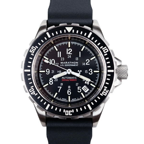 Marathon GSAR Swiss-Made Military Issue Diver's Automatic Watch