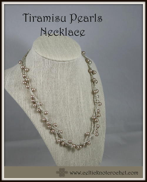 Tiramisu Pearls Necklace