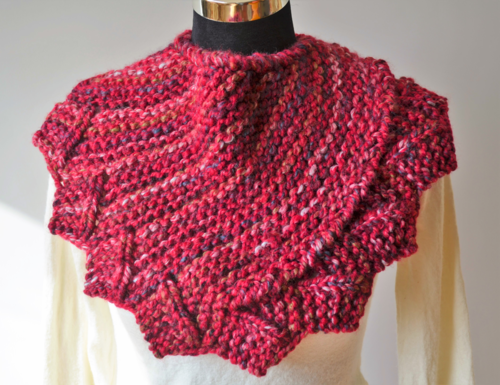 Dragon Fire Cowl