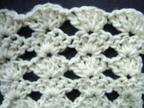 How To Crochet A Shell Stitch Allfreecrochet