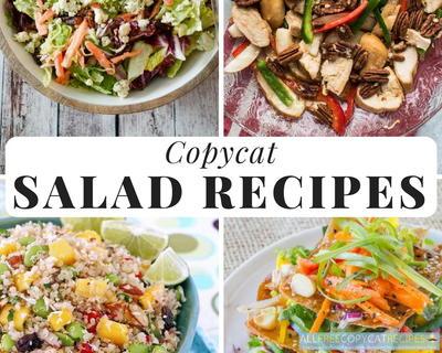 44 copycat salad recipes from restaurants allfreecopycatrecipes copycat salad recipes forumfinder Gallery