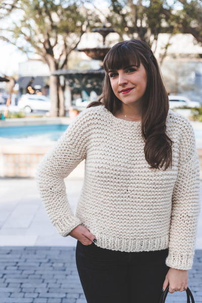 Knitting for Beginners: 17 Speedy Sweaters
