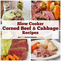 13 Slow Cooker Corned Beef and Cabbage Recipes