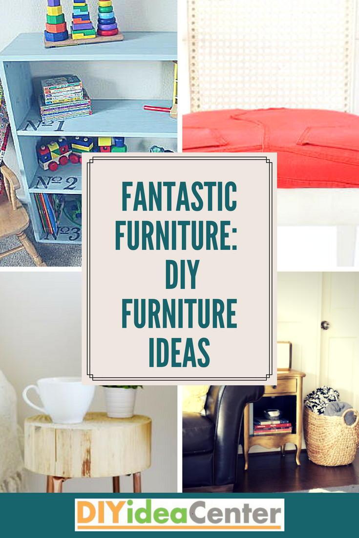 fantastic furniture 24 diy furniture ideas diyideacenter com