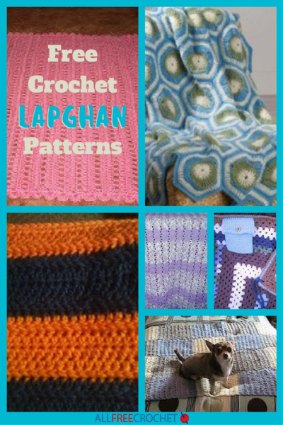 12 Free Crochet Lapghan Patterns Allfreecrochet