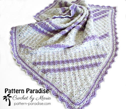 50 Cuddly Crochet Baby Blanket Patterns Allfreecrochet