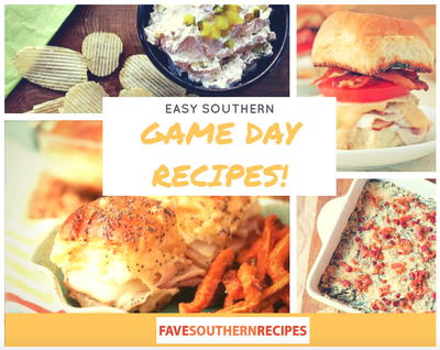 22 Easy Southern Game Day Recipes