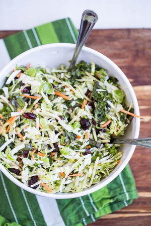 Copycat Costco Sweet Kale Salad