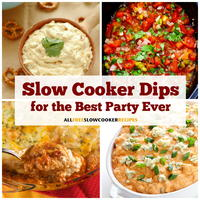 30 Slow Cooker Dips for the Best Party Ever
