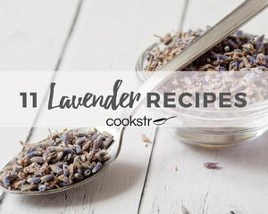 11 Lavender Recipes