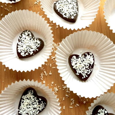 Healthy Vegan Chocolates