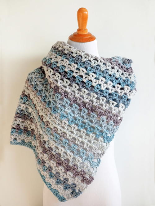Crochet Mini Wrap