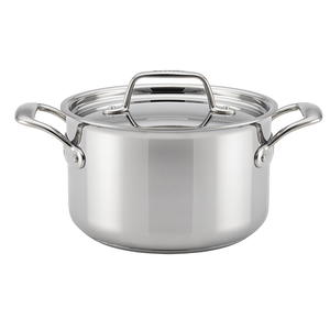 Breville Thermal Pro Clad Covered 4QT Saucepot Giveaway