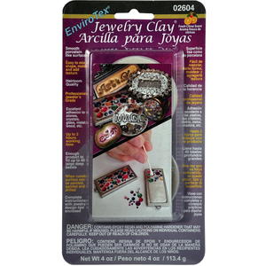 Moldable Jewelry Clay Giveaway