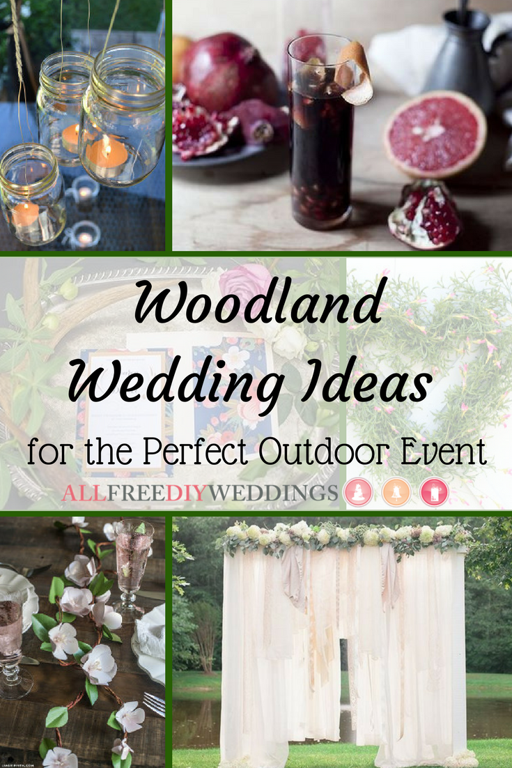 50 Woodland Wedding Ideas For The Perfect Outdoor Event Diy Circuit Board Table Decor Nifty Crafty Crafts Pin
