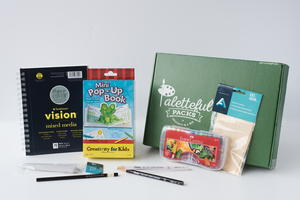 Beginner Artists Mixed Media Dream Kit