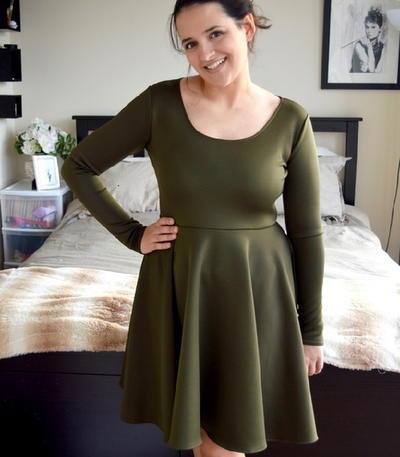 Plus Size Peasant Maxi Dress Patterns