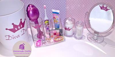 Budget Friendly Princess Bathroom Set