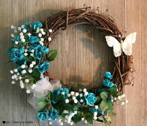 grapevine crafts ideas grapevine wreath idea favecrafts 2111