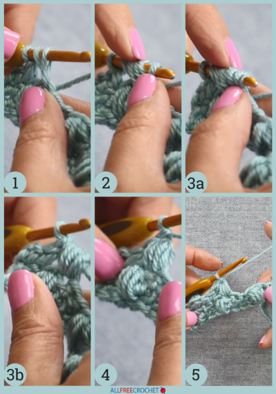 28 Perfect Puff Stitch Crochet Patterns Allfreecrochet