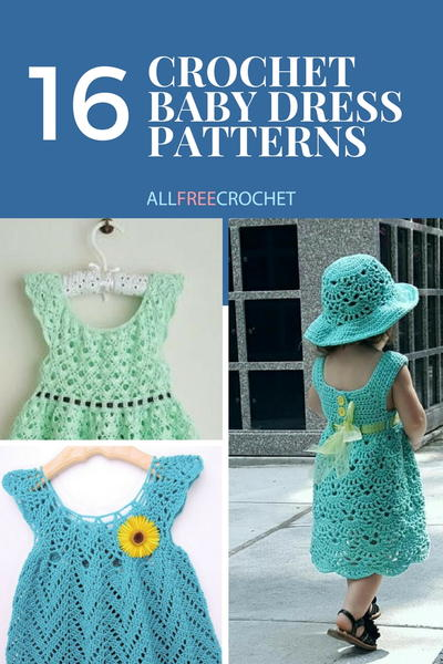 60 Adorable Crochet Baby Dress Patterns Free AllFreeCrochet Mesmerizing Crochet Dress Patterns
