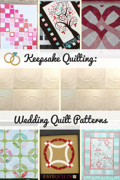 Keepsake Quilting 13 Wedding Quilt Patterns