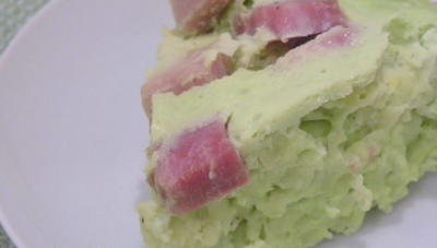 Slow Cooker Green Eggs and Ham