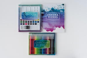 Chroma Blends Watercolor Giveaway