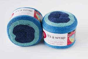 Shades of Blue Yarn Bundle Giveaway