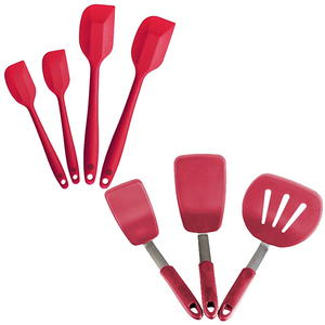 Starpack 4-PC Silicone Spatula Set and 3-PC Turner Set Bundle Giveaway