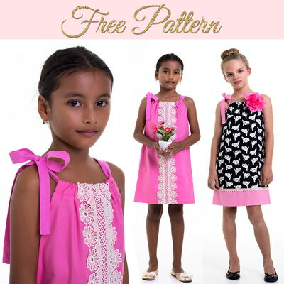 Free Pillowcase Dress Pattern AllFreeSewing Classy Free Pillowcase Dress Pattern