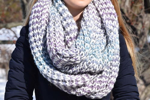 The New Katie Knit Scarf