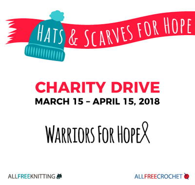 Hats and Scarves for Hope