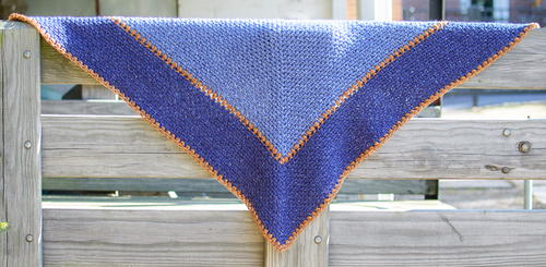 The Weekender Shawl