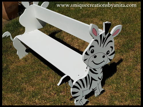 How to Make a Fun Toddler Bench Seat