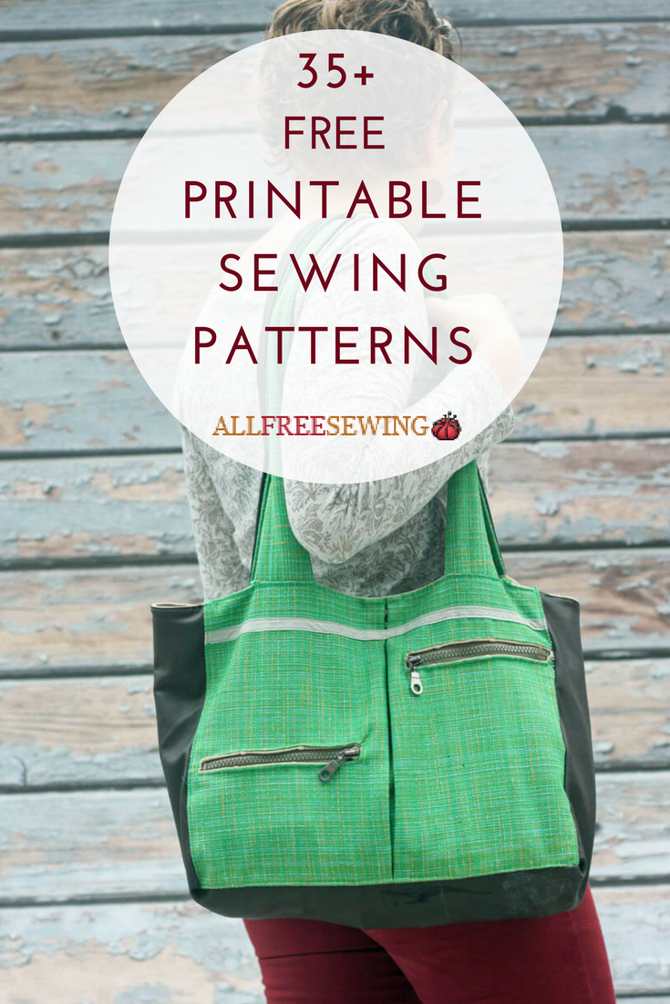 35 Free Printable Sewing Patterns Allfreesewing Com