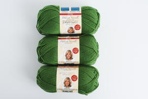 Earthy Green Everyday Yarn Giveaway