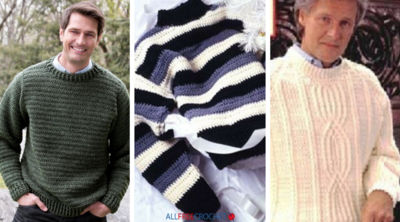 16 Crochet Gifts For Dad Allfreecrochetcom
