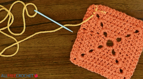 How to Weave in Ends (Crochet)
