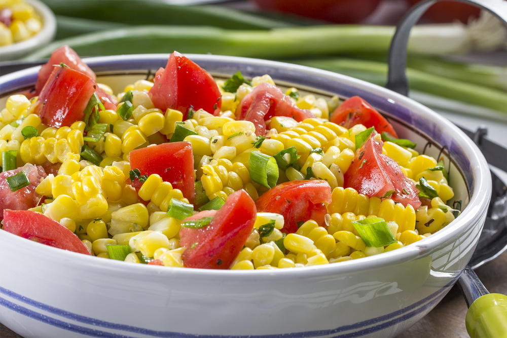 Darn Good Corn Salad Mrfood Com