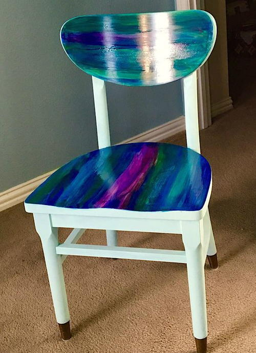 Fantasy Chair Makeover Gallery