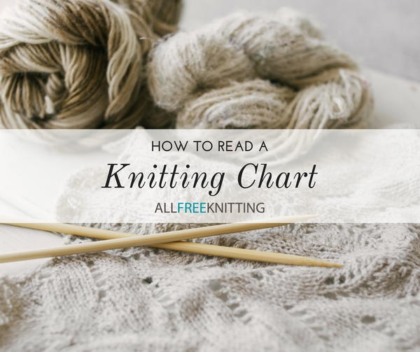Knitting Charts How To Read : How to read a knitting pattern allfreeknitting