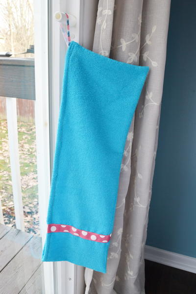Dog Paw Towel