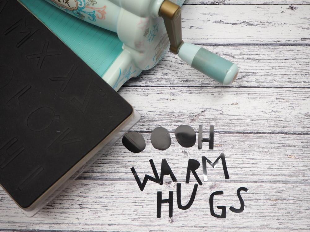 Ooh Warm Hugs!