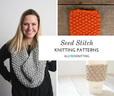 23 Seed Stitch Knitting Patterns Allfreeknitting