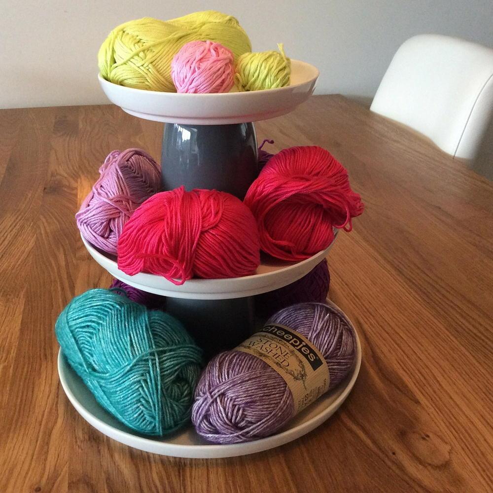 Making your Own (Yarn) Display